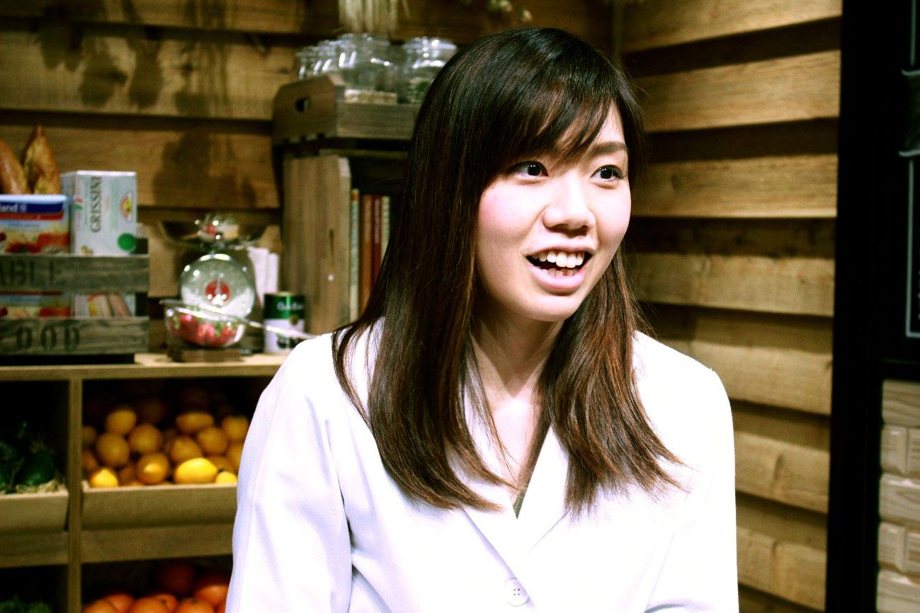 堀川なつみ:FiNCダイエット家庭教師、管理栄養士
