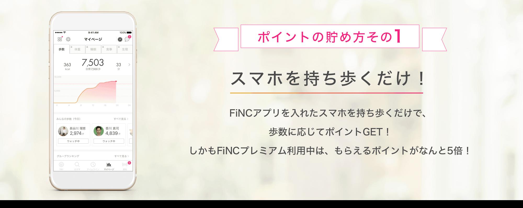 FiNC Premium | チャットコンシェルジュサービス